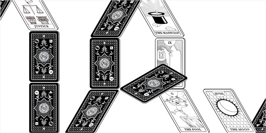 Antoine Revoy | Major Arcana Tarot Cards